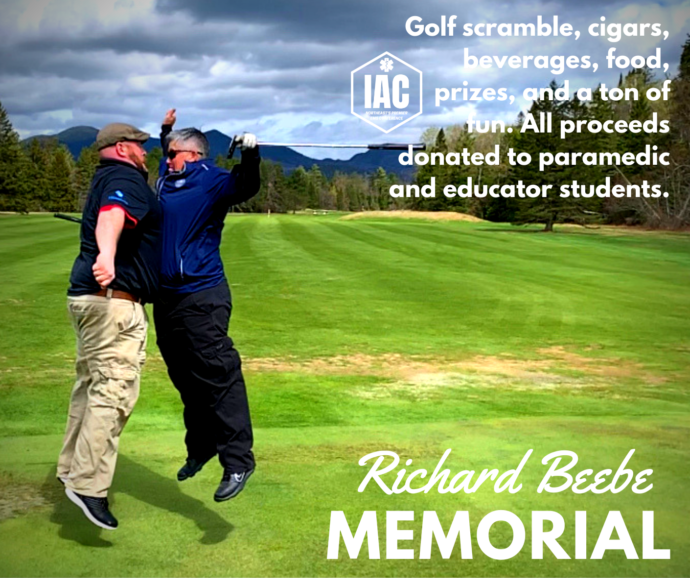 Richard Beebe Memorial Golf & Cigars