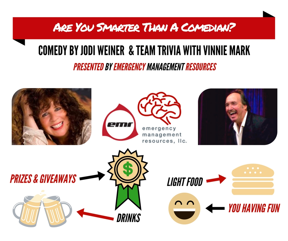 Are You Smarter Than A Comedian?